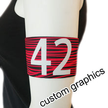 Custom Sublimated Armbands - Team Order