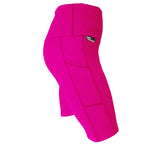 Load image into Gallery viewer, Hot Pink Yoga Knit
