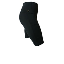 Pocket Knee Length, Black