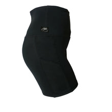 Pocket Lift Short, Black