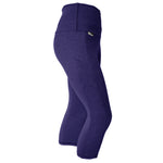 Load image into Gallery viewer, Purple Yoga Knit