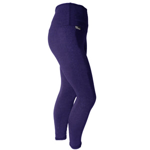 Purple Yoga Knit