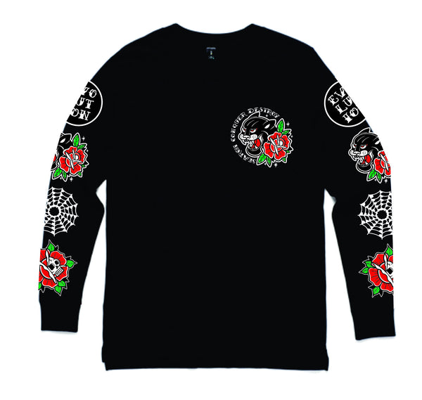 Panther Longsleeve