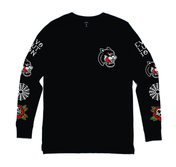 Panther Vol 2 Longsleeve