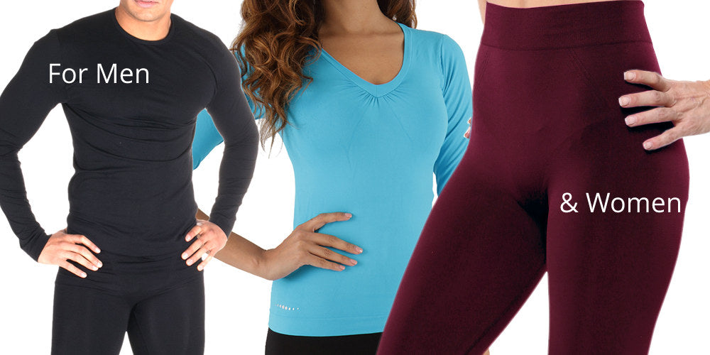 Far Infrared Clothing for Men & Women