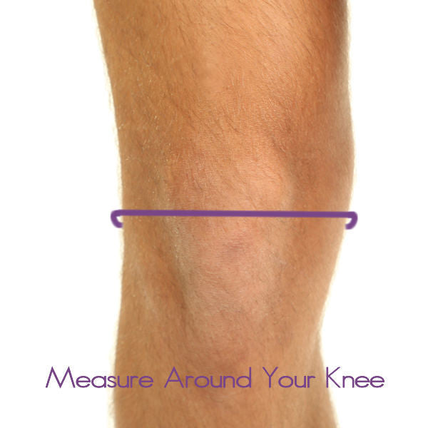 Measure Around Your Knee