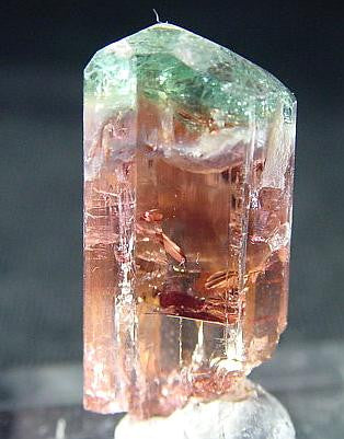 Negative Ions are readily emitted from the TOURMALINE mineral,