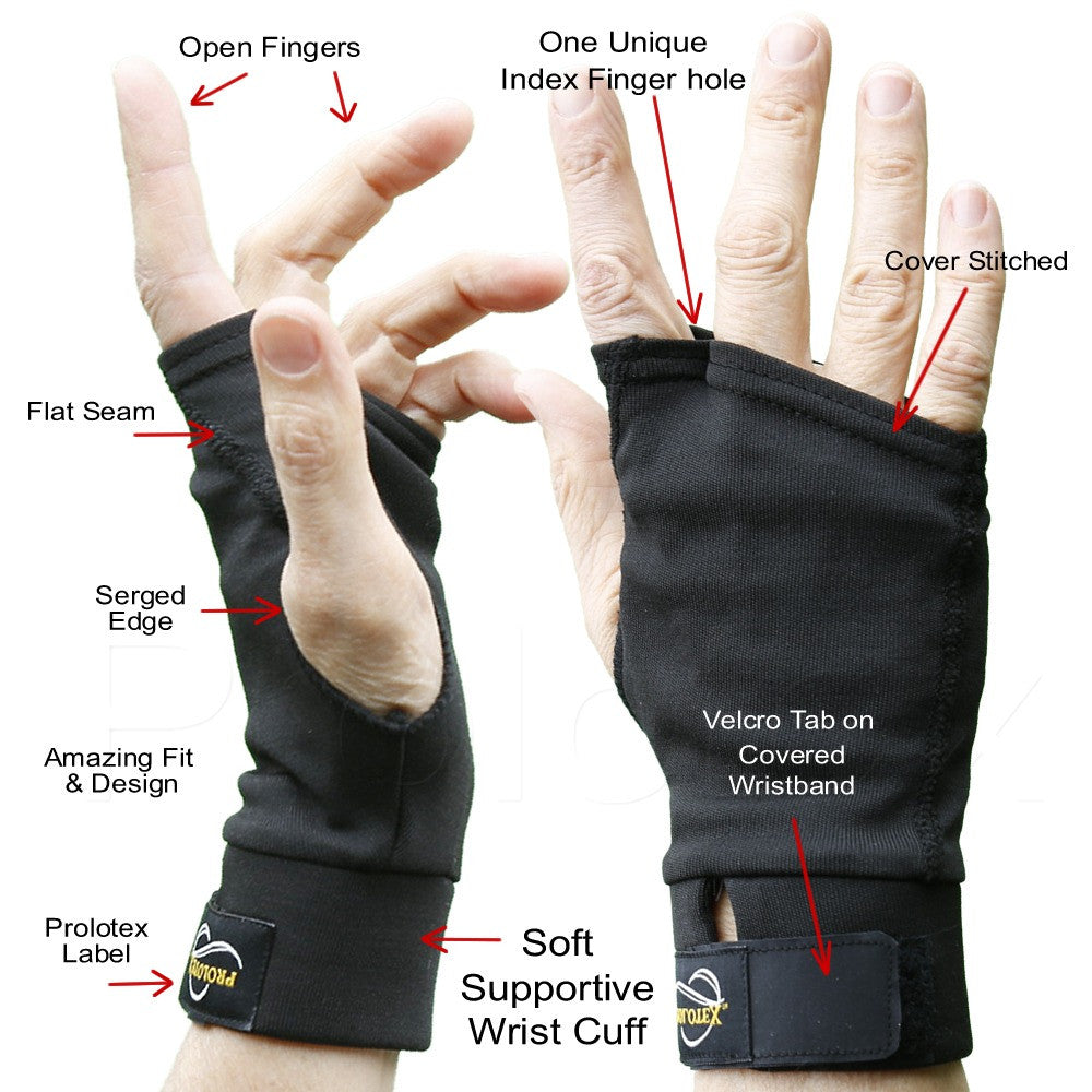 CARPAL TUNNEL FIR Gloves Features