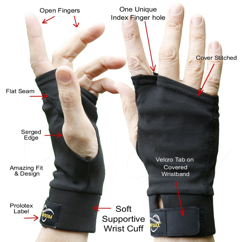 Features of the CARPAL TUNNEL FIR Gloves
