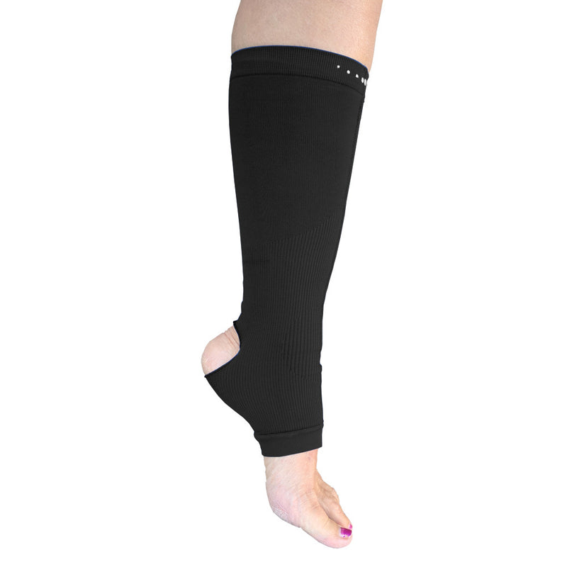 Far Infrared Circulation Ankle Bands - Black