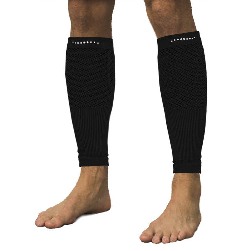 Far Infrared Circulation Calf Bands - Black