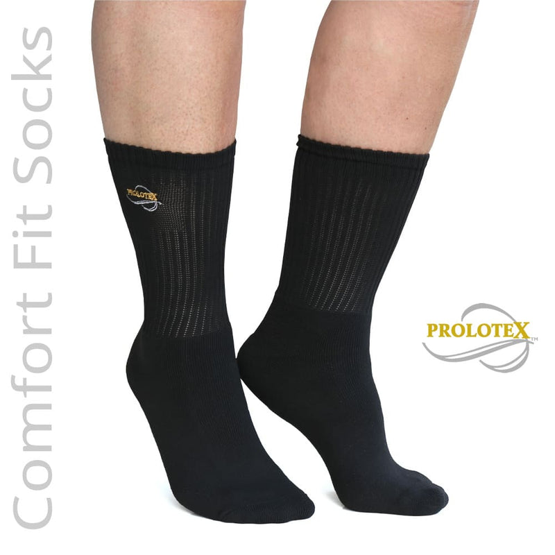 Best Selling Bioceramic Black COMFORT FIT Socks - Works for Neuropathy