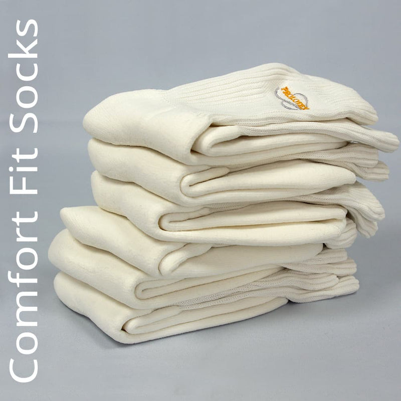 Comfort Fit Far Infrared Socks Easily Stack Up against the competition