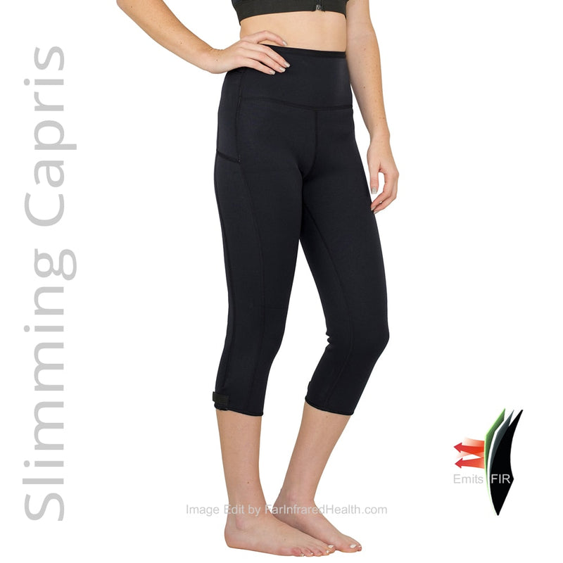 Buy Infrared Slimming Shapewear Capris - Bio-Ceramic Delfin Capris