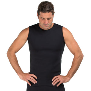 Men's Bio-Ceramic Tank Top - Black