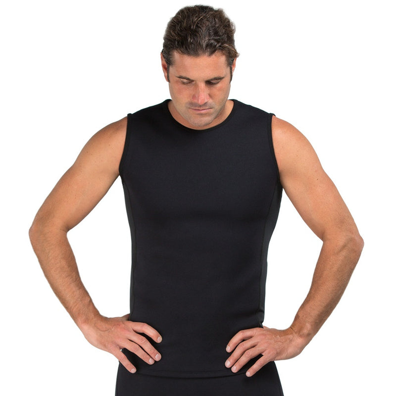 Far Infrared Neoprene Tank Top for Men Front