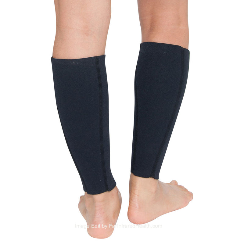Compression Calf Sleeves for Varicose Veins Bio-Ceramic Calf Sleeves