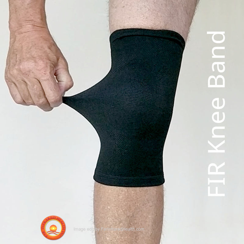 Bioceramic Knee Band relieves Arthritis Knee Pain - Easy Wear