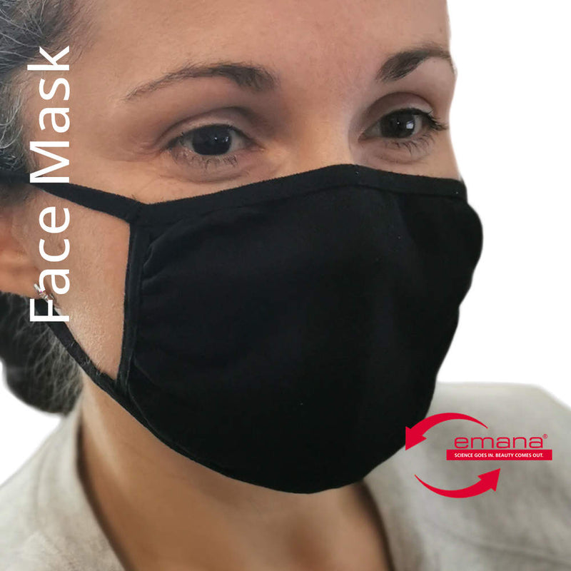 Far Infrared Protective Hygienic Face Masks for Adults
