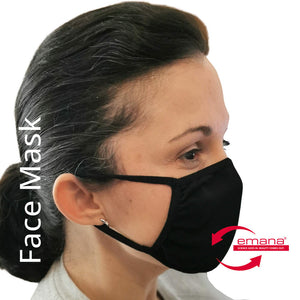 Far Infrared Protective Hygienic Face Masks