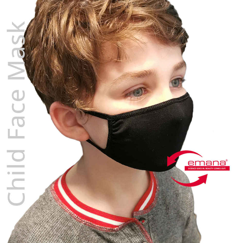 Far Infrared Protective Hygienic Face Masks for Children