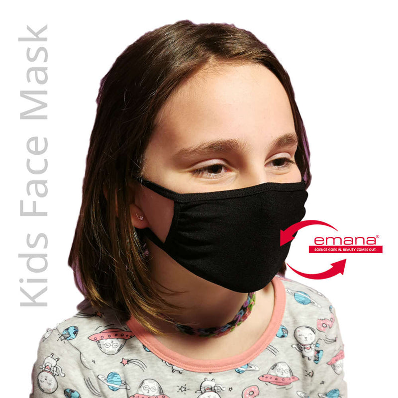 Covid-19 Face Masks for Kids - Far Infrared Protective Hygienic