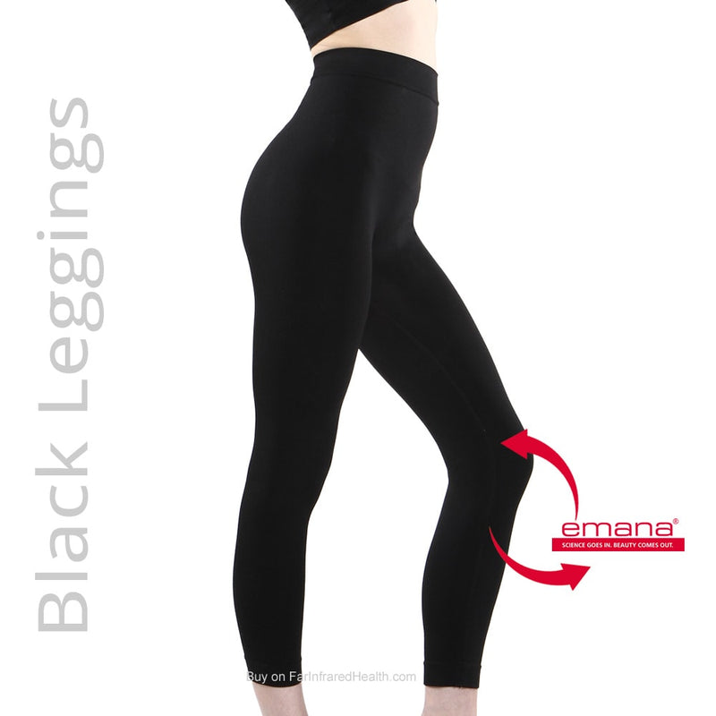 Buy Far Infrared Anti Cellulite Slimming Leggings -  Shapewear made with Emana Fiber