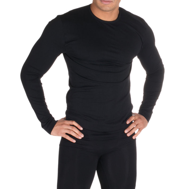 Long Sleeve Far Infrared Thermal Shirt for Men
