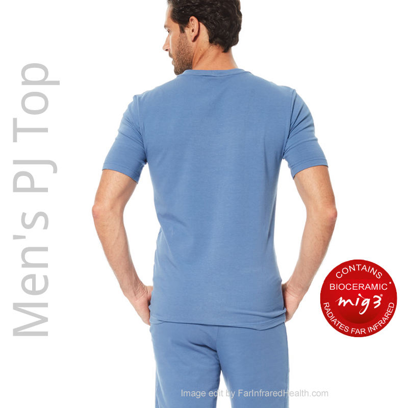 Men's PJ Top - Performance Sleepwear Night Shirt