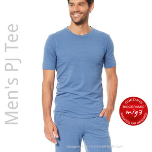 Buy Bioceramic Pajama Shirt Recovery Sleepwear for Men