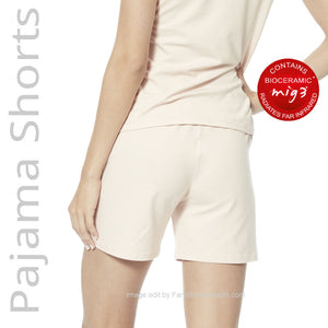 Bioceramic Pajama Shorts Recovery Sleepwear - Women