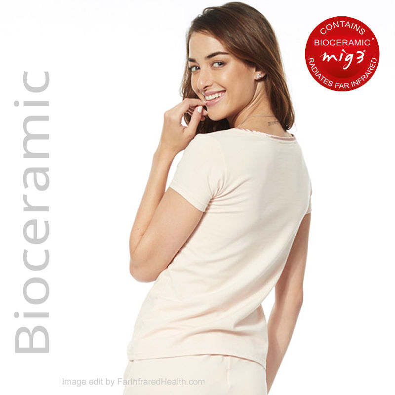 Bioceramic Pajama Tops for Women - Where To Buy Recovery Sleepwear