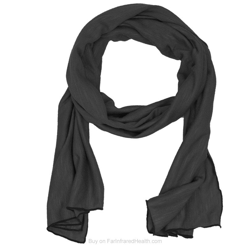 Black Invel® Actiive Far Infrared Scarf for Neck Pain