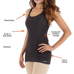 Features of the Infrared Sport Tank Top with Bra Shelf