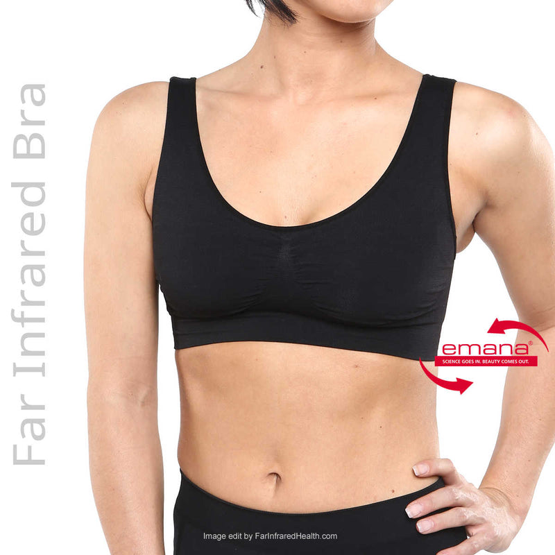Bioceramic Sports Bra - Women - NEW Athletic Wear