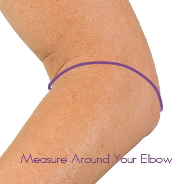Measure for the Bio-Ceramic Elbow Bands