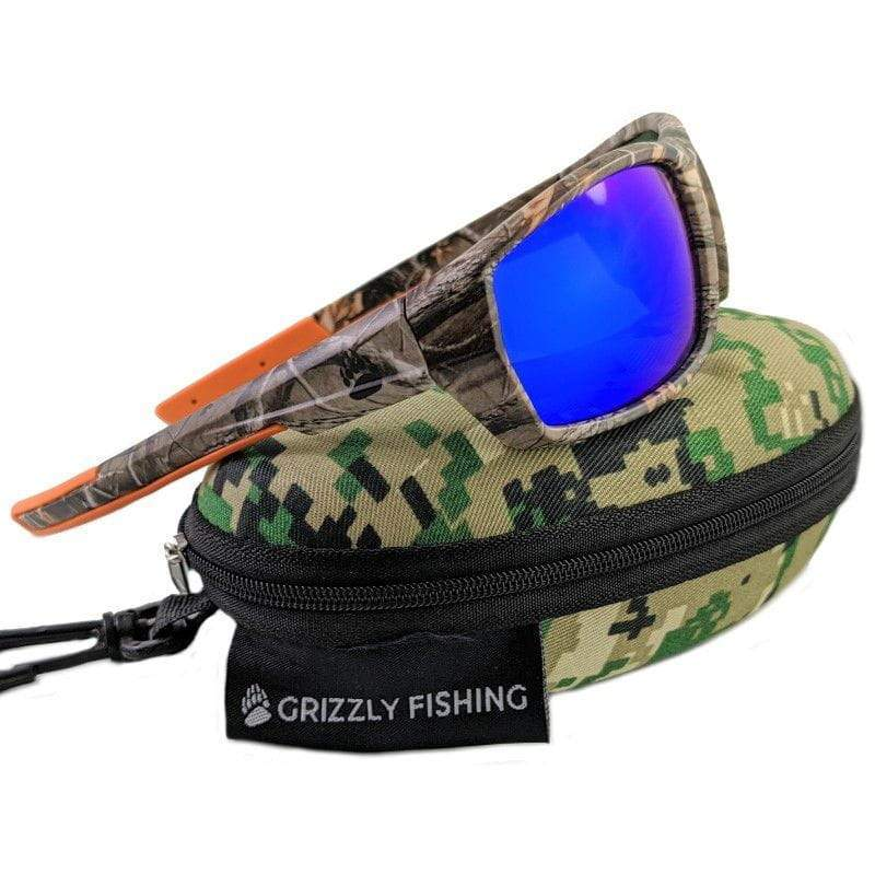 Grizzly Fishing Blue Grizzly Pro Sunglasses