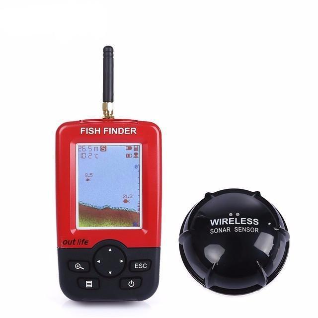 Grizzly Fishing Default Title Grizzly Fishing Wireless Fish Finder