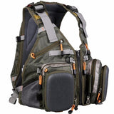 Grizzly Fishing Fishing Backpack w/ Vest