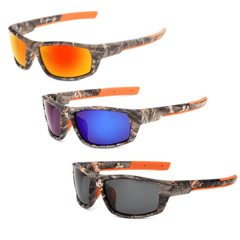 Grizzly Fishing Grizzly Pro Sunglasses Bundle