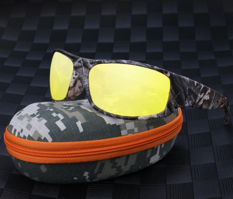 Grizzly Fishing Sunglasses Night Hawk