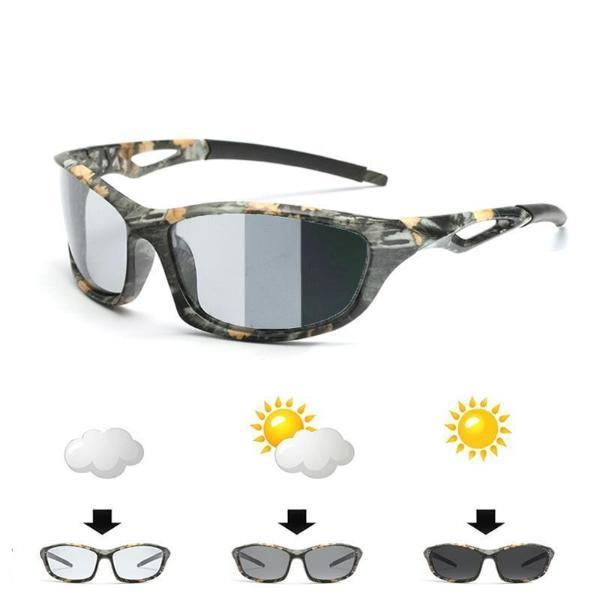 Grizzly Fishing Sunglasses Photochromic Pro Fishing Sunglasses