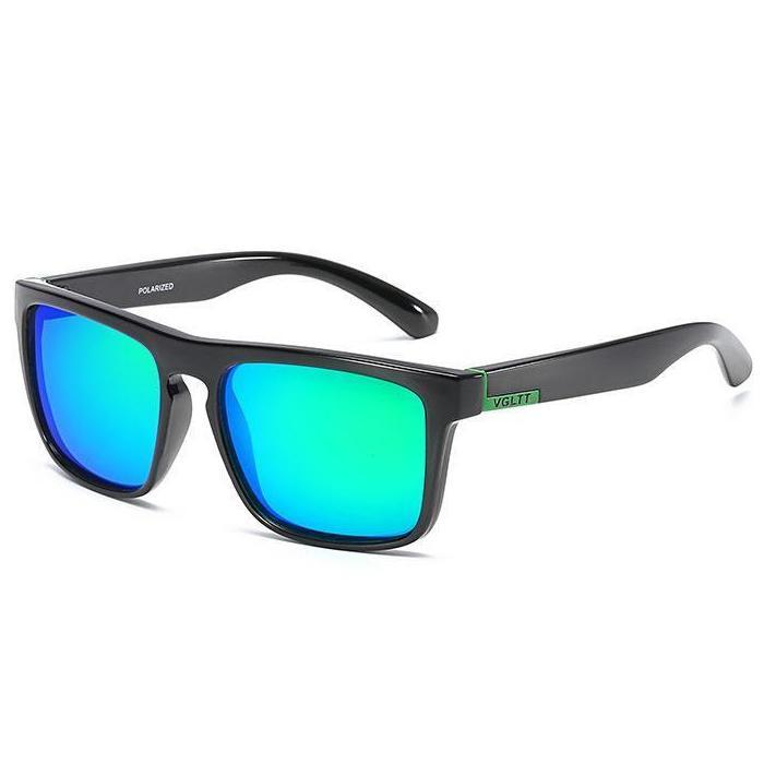 Grizzly Fishing Sunglasses Sea Green Modern Polarized Fishing Glasses