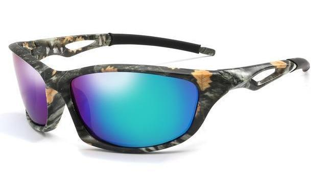 OUTSUN Official Store camo green 2019 Professional Polarized Fishing Sunglasses