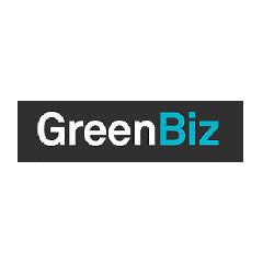 Green Biz logo press Oka-B