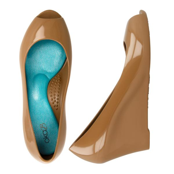 Emery Wedge Sandals