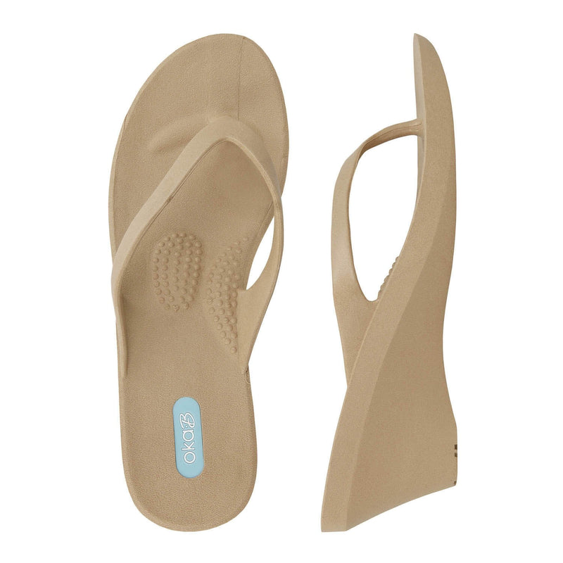 Kylie Wedge Flip Flop