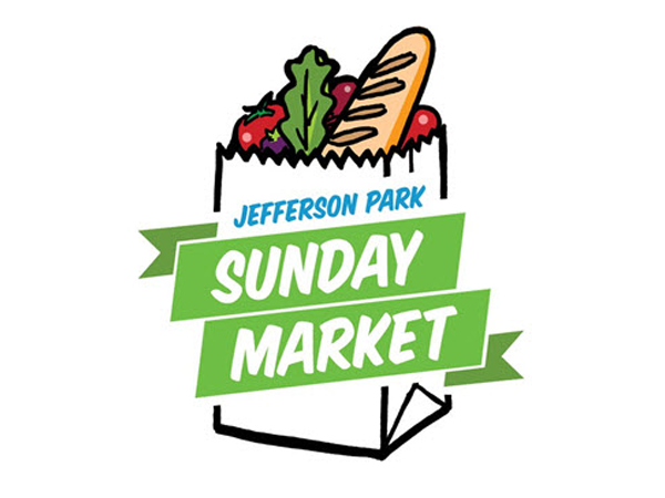 Jefferson Park, <br>Sundays 9:30-1:30