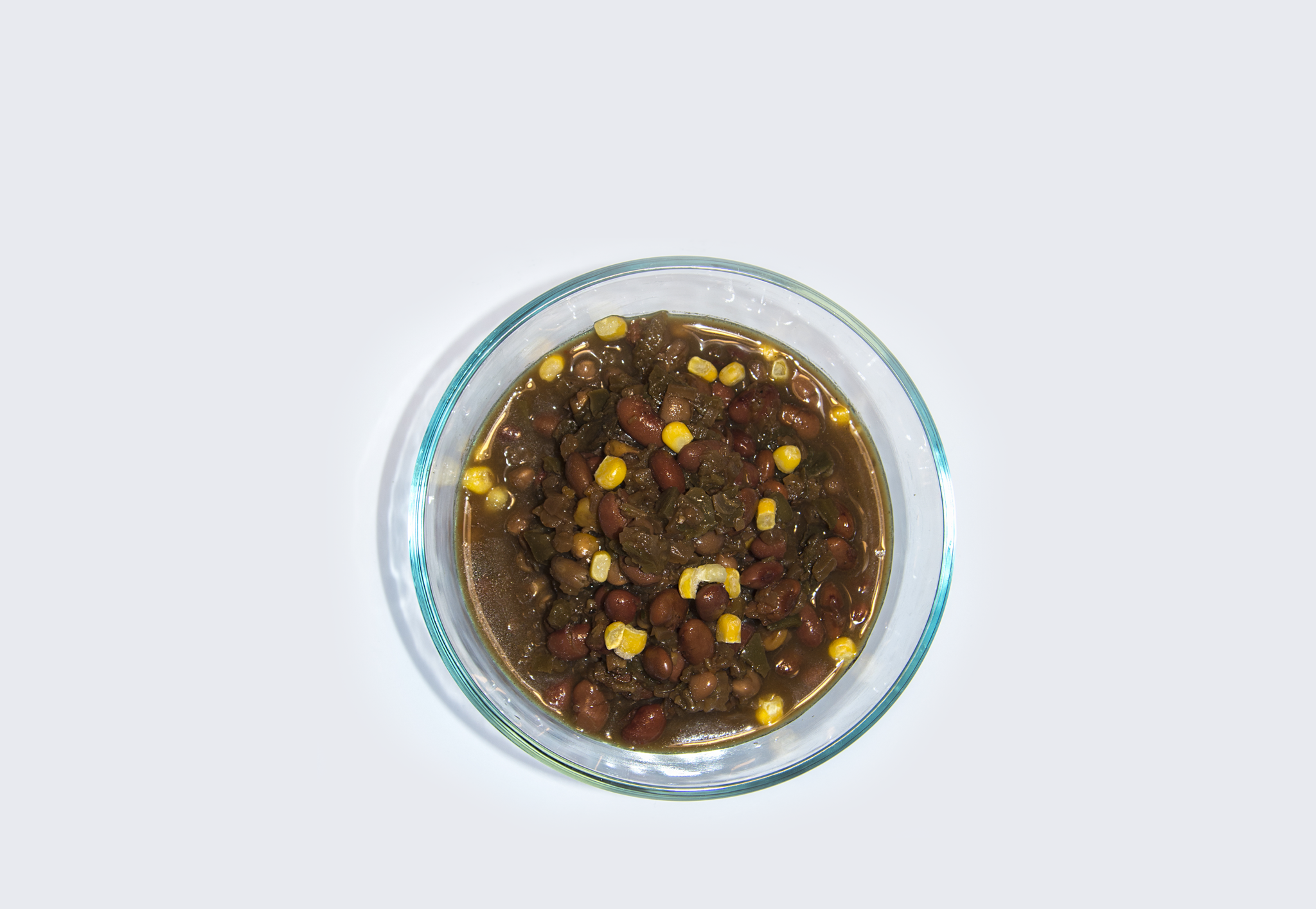 Three Bean Veggie Chili