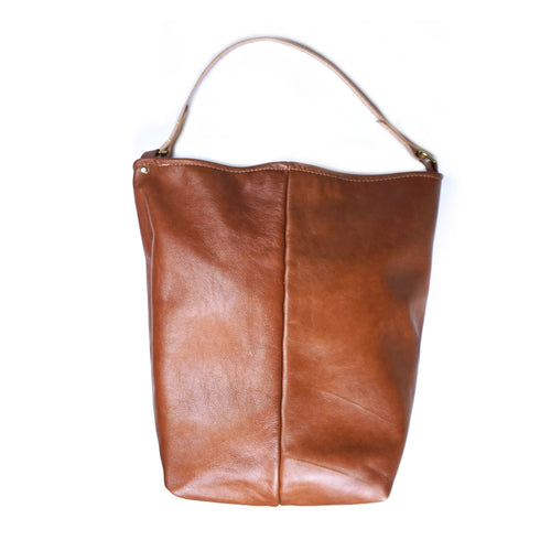 Hannah Brown Bucket Bag